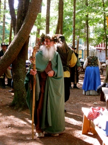 The Mage (wise man), King Richard's Faire photo by Christine Steele