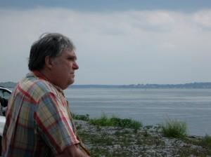 My father, photo by Christine Steele