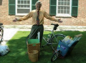 Jim Merkel, Sustainability Coordinator for Dartmouth College