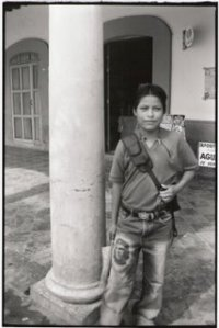 Rico, 11, Teopisca, Chiapas, Mexico, photo by Christine Steele